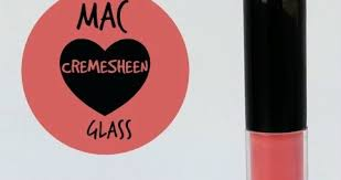 <b>MAC</b> Cremesheen Lip Glass in <b>Partial to Pink</b> Review & Swatches