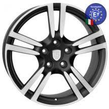 Литые диски Porsche (Порше) W1054 SATURN - WSPItaly