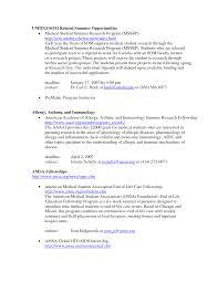 medical curriculum vitae templates info medical student cv template med school resume medical school