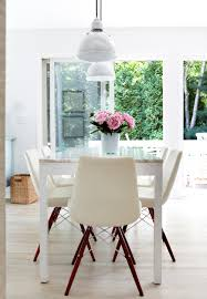 White Dining Room Chairs 1000 Images About Dining Room On Pinterest Wishbone Chair