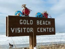 Beach Treasure Hunt ⋆ Visit <b>Gold Beach</b>