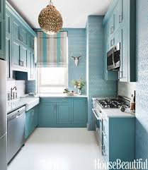 painted blue kitchen cabinets house: a beautiful blue for the kitchen benjamin moores quothemlockquotpainted blue kitchen cabinets