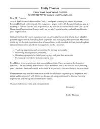 sample cover letter for file clerk position cover letter sample  medical