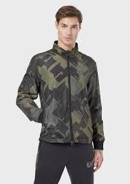 Верхняя Одежда <b>Ea7</b> Для Мужчин | Emporio Armani