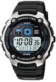 <b>Часы CASIO AE</b>-<b>2000W</b>-<b>1A</b> 49696 - Мужские - <b>Часы CASIO</b>