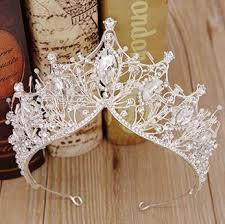 2019 <b>Bridal Crown Headwear</b> 2019 Luxury Atmosphere <b>Baroque</b> ...