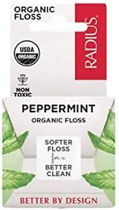 RADIUS Vegan Xylitol Soft <b>Floss</b>, <b>Mint</b>, 55 Yards: Amazon.ca: Beauty