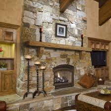 Stone Fireplace Mantels - Fireplace Mantels