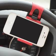 <b>Держатель</b> телефона (смартфона) на <b>руль</b> автомобиля купить