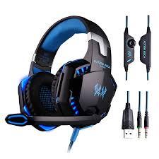 Gaming Headphone <b>Kotion EACH G2000</b> Stereo Game Headsets ...