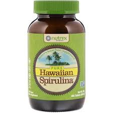 Pure <b>Hawaiian</b> Spirulina, 500 мг, 400 таблеток | colorairpods.ru