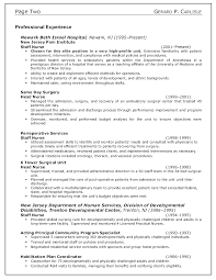 charge nurse resume sample template charge nurse resume sample