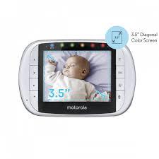 Motorola MBP36S <b>Digital</b> Video Baby Monitor - MotorolaStore.com