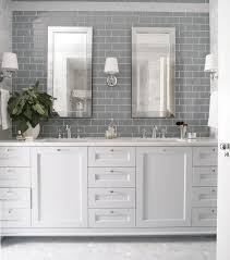 bathroom features gray shaker vanity:  ideas about white master bathroom on pinterest bathroom master bathrooms and tiling