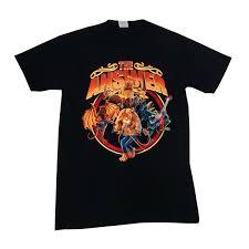 The <b>Answer</b> - <b>Raise A</b> Little Hell USA Tour T-Shirt - TM Stores