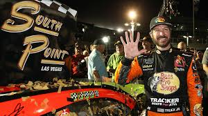 NASCAR at Las Vegas results: Martin Truex Jr. makes late charge to ...