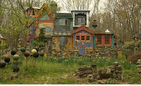 the artists house artist creates mobile homes