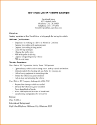 truck driver resume sample com truck driver resume sample and get inspiration to create a good resume 6