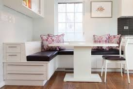 dining bench with storage scandinavian banquette furniture with storage