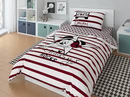 <b>Комплект постельного белья</b> «<b>Mickey</b>» 1,5СП <b>Mickey</b> star, Поплин ...