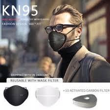 <b>KN95 Mask</b> PM2.5 Mouth Nose Disconnect-type <b>Mask N95 Anti</b>-<b>dust</b> ...