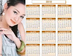 2010 Calendar Featuring Moe Yu San - 2010-moe-yu-san