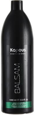 Kapous Professional <b>Бальзам для всех</b> типов волос с ментолом и ...