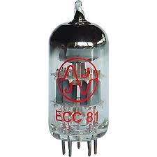 <b>Лампа</b> для усилителя <b>JJ ELECTRONIC</b> ECC81 (<b>12AT7</b>) - купить в ...