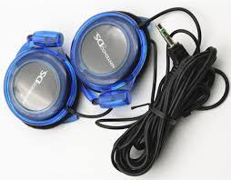 <b>Ear Hook Earphone Outdoor</b> Running Sports Headphone Wired ...
