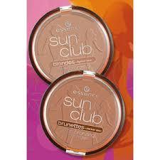 <b>Пудра</b> - <b>Бронзатор</b> Essence Sun Club | Отзывы покупателей