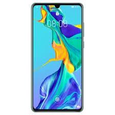 «Мобильный <b>телефон Huawei P30</b> (северное сияние ...