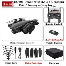SG701 <b>SG701</b>-<b>S GPS Drone with</b> 5G WIFI FPV 4K Dual HD Camera ...