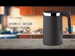 Xiaomi <b>Viomi</b> V-SK152b - Обзор и Распаковка Чайника - YouTube