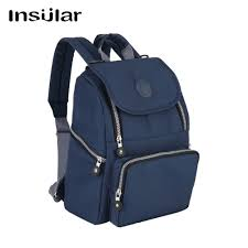 China <b>Insular Diaper Bag</b> Multi-Function Waterproof Travel ...