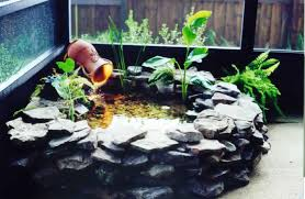 diy patio pond: ponds waterfalls on pinterest backyard ponds ponds and garden