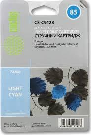 <b>Картридж Cactus CS</b>-C9428, светло-голубой, для струйного ...