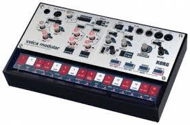Аналоговый <b>синтезатор Korg Volca</b> Modular купить в Санкт ...