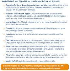 us benefits borgwarner corporate employee assistance program eap flyer