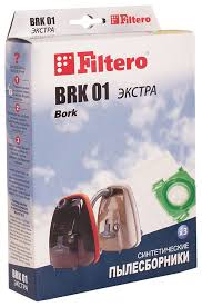<b>Пылесборник Filtero</b> Экстра <b>BRK</b> 01, купить в Москве, цены в ...
