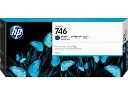 <b>HP 746</b> Matte Black <b>DesignJet</b> Ink Cartridge, 300ml, Rs.6000 – LT ...