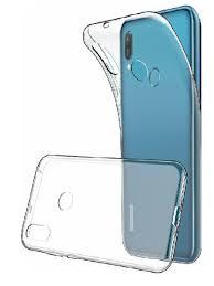 Силиконовый <b>чехол NEYPO для Huawei</b> Honor 8A (прозрачный ...