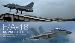 Boeing testing Super <b>Hornet fighter</b> from 'ski-jump' for Indian Navy deal