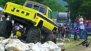 Jeep Rock Crawler Jeep Rock Crawling Hd Youtube