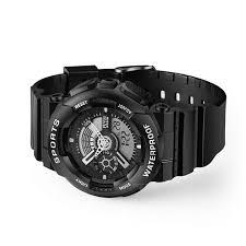 <b>PUVOS Women's</b> Waterproof Luminous Sports Electric Watch ...
