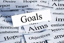 goal setting forms for goal setting success goal setting forms