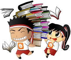 Buku adalah gudang pengetahuan yang tak pernah ada habisnya. Hargai sumber pengetahuan Anda dengan memperlakukannya dengan baik.