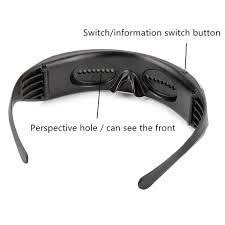 narratorbook Light Up Glasses <b>Bluetooth LED Luminous</b> Glasses ...