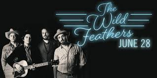 The Castle Theatre » The <b>Wild Feathers</b> – Tickets – The Castle ...