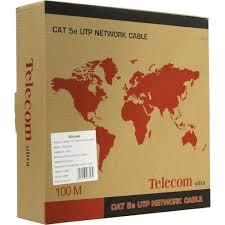 <b>Кабель FTP Telecom</b> TFS44150E <b>FTP</b> 5e 100 метров — купить ...