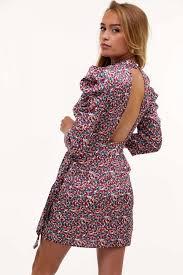 Loavies <b>pink floral print</b> dress | Loavies